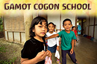 Gamot Cogon School audio slideshow
